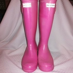 Hunter Boots Original Kids Gloss